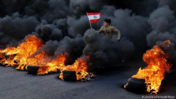 Lebanon Crisis hits new Government