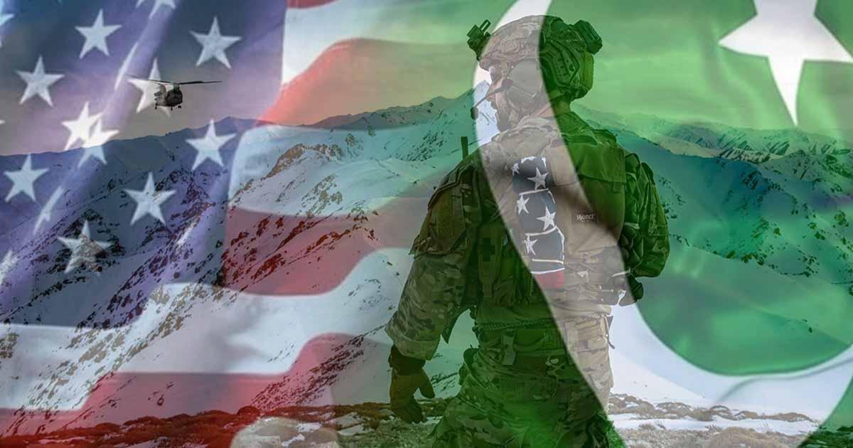 America, Taliban and Pakistan